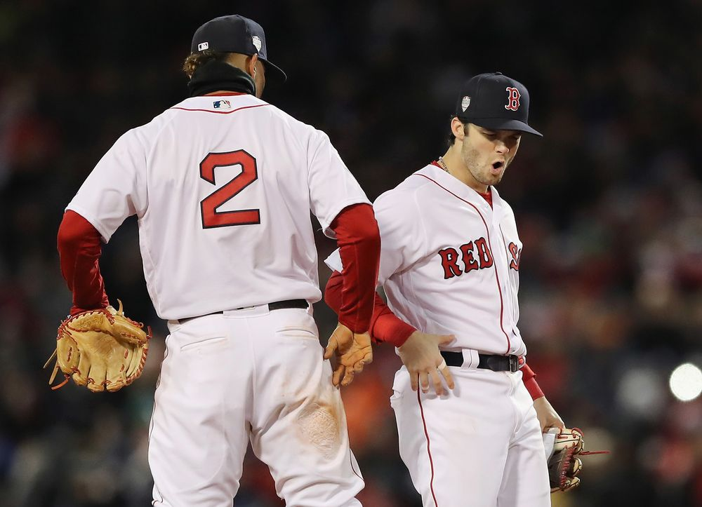 51edbea9a As Red Sox Seek World Series Win