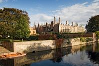 Clare College in Cambridge, U.K.