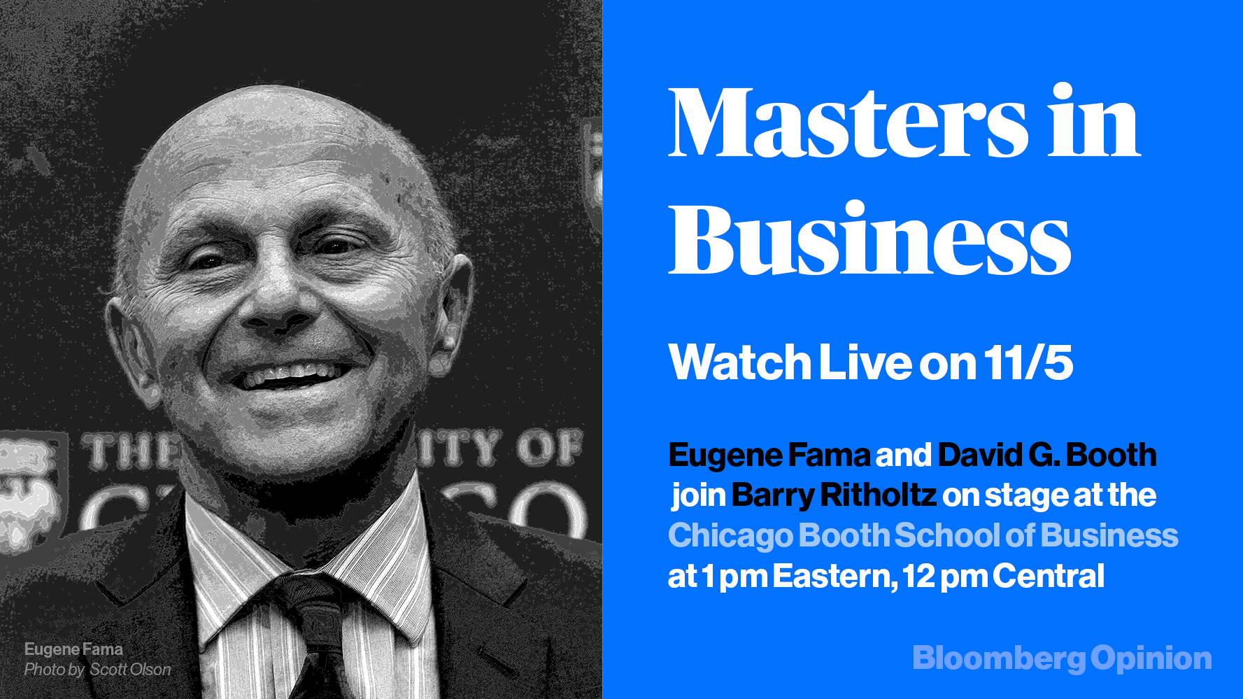 Fama and Booth on the Art and Science of Investing