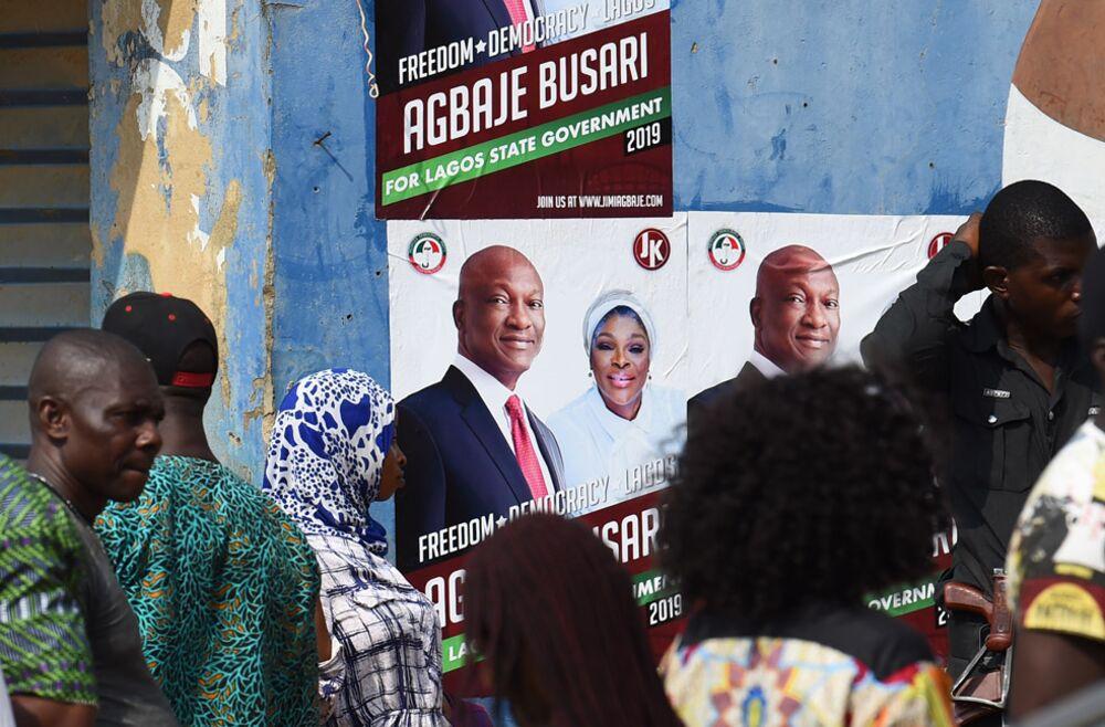Wall of Male Prejudice Stifles Women's Rise in Nigerian