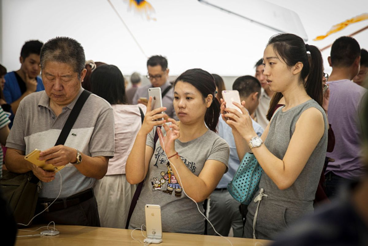 Apple's Chinese Miracle Is Over