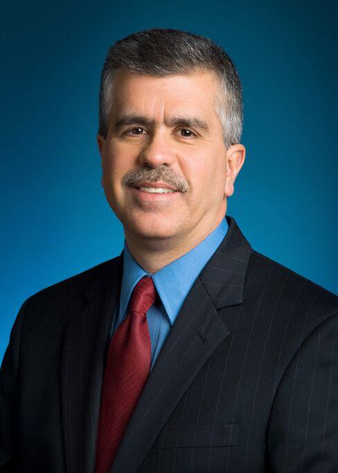 Diebold CEO Thomas Swidarski