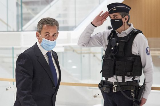 Sarkozy Back on Trial Days After Historic Corruption Conviction