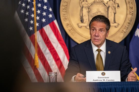 Cuomo Faces Probe by Hard-Charging New York AG Seen as Rival for Job