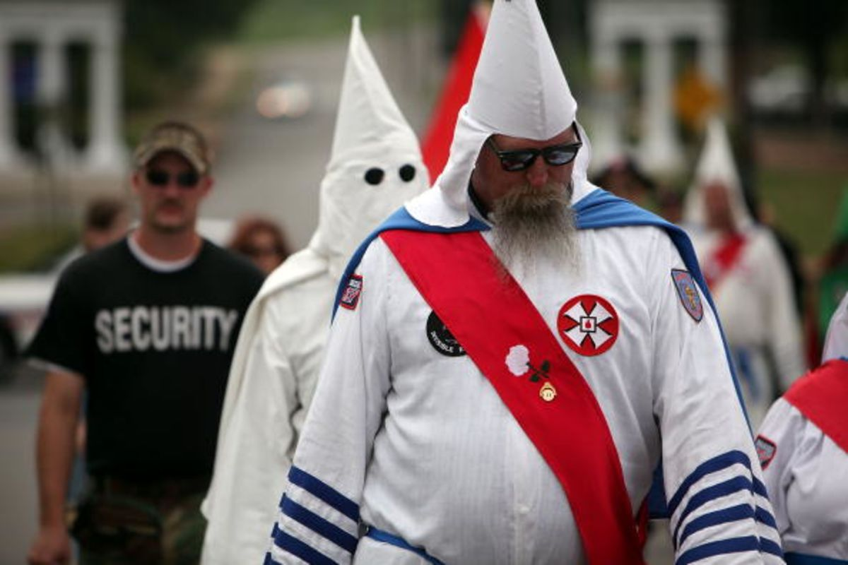 a history of the ku klux klan a racist group in the united states