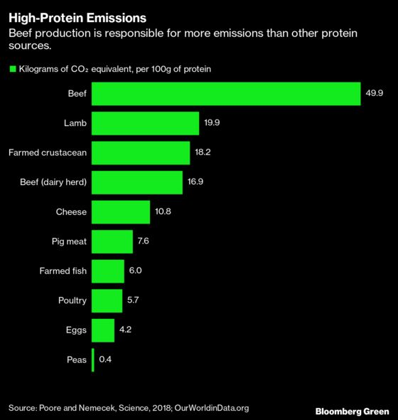 Is Beef the New Coal? Climate-Friendly Eating Is on the Rise