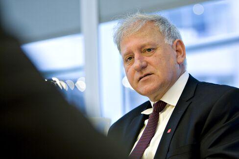 Bank Hapoalim chairman Yair Seroussi