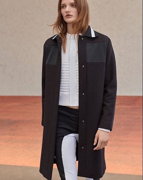 Rugby Trench, Elemental Harrington Jacket, and Formation Leggings.