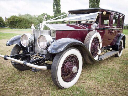 Rolls Royce Limo >> Buy Henry Goldmans 1928 Rolls Royce Limo For 150 000