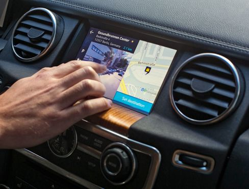 HERE software, the connected driving maps unit of Nokia Oyj.