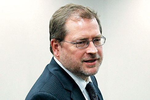 Charlie Rose Talks to Grover Norquist