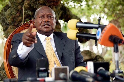 UGANDA-VOTE-POLITICS
