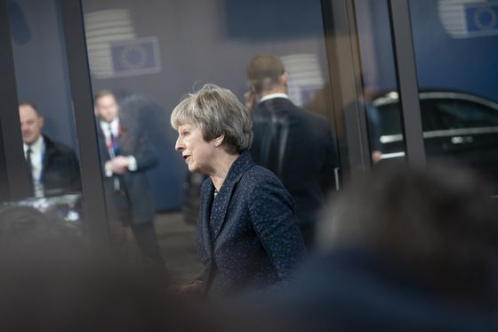 May Says Her Brexit Deal 'Will Honor the Result' of Referendum