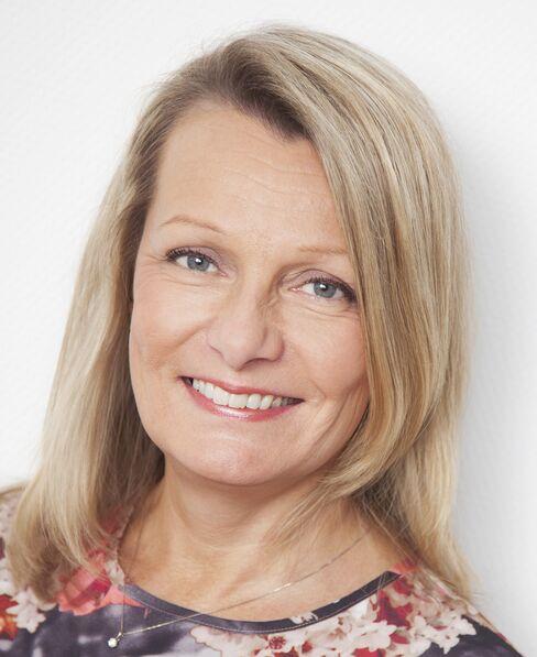 Finland's Trade Minister Lenita Toivakka