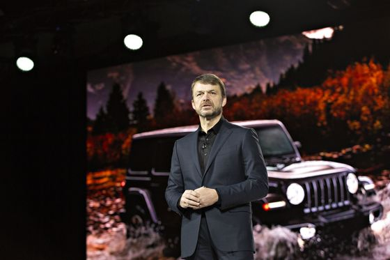 Fiat's Founding Family Puts a Jeep-Selling 'Iceman' at Wheel