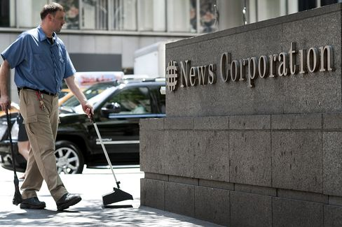 News Corp. Headquarters in New York