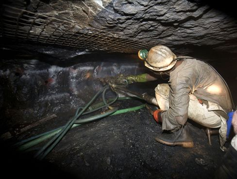 South African Mining
