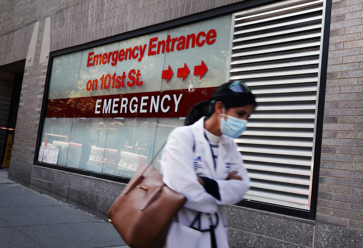 NYC to Force Covid Vaccine or Tests for City Health Workers