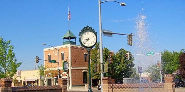 Fastest-growing city in Idaho: Meridian