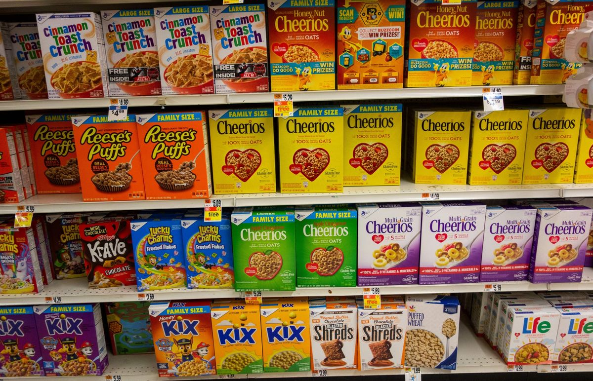bloomberg.com - Justin Fox - The Cereal Industry Had a Very Weird Year