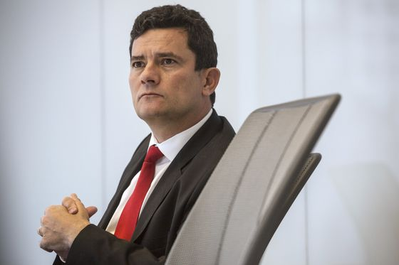 Brazil Carwash Judge to Be Bolsonaro's Anti-Corruption Czar