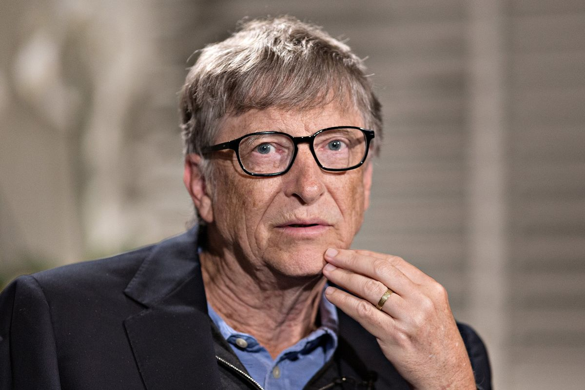 <p>Gates Divorce Talks Started in 2019 Partly Due to Epstein: WSJ thumbnail
