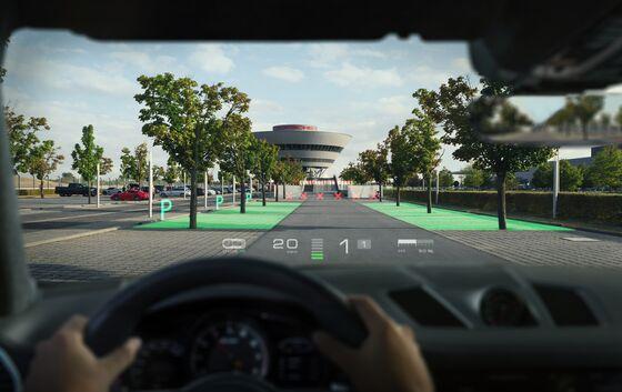 Moscow Car Crash Turns Into Porsche-BackedAR Concept