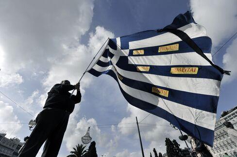 EU Banks' Capital Deficit Means Greek Default Not an Option