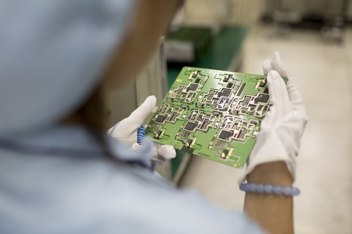 Why China Can't Fix the Global Microchip Shortage