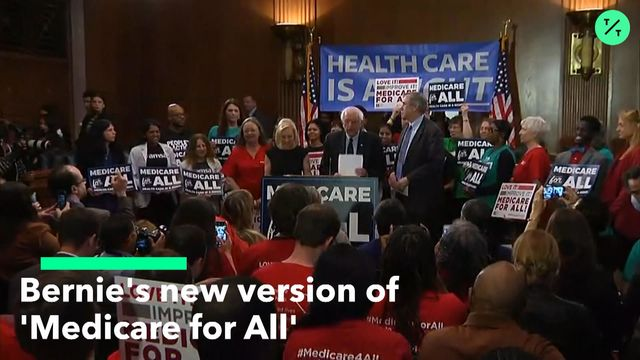 Biggest U.S. Health Insurer Wades Right Into 'Medicare for All' Fight