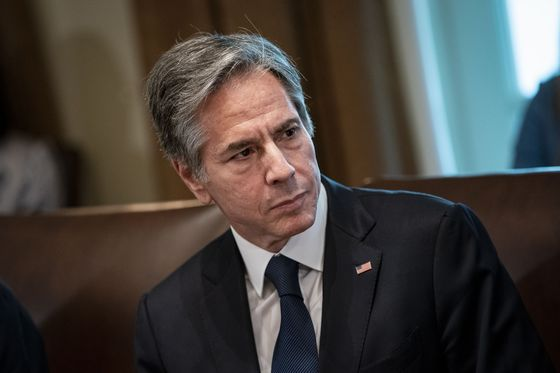 Blinken Warns Asian Nations of China's Growing Nuclear Ambitions