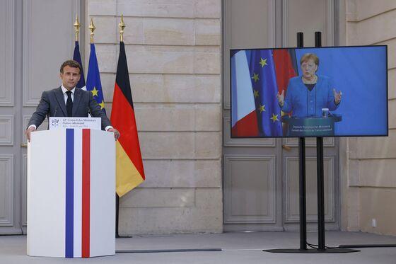Macron's Push for German Pharma Alliance Runs Into Trouble