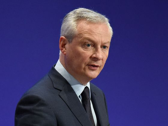 France Would Need Partners for Second Fiscal Push, Le Maire Says