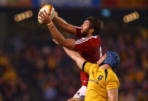 Wallabies Snatch Rugby Series Momentum From 'Devastated' Lions