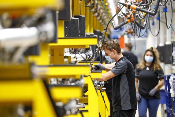 VW, Renault Fire Up Factories in Bet That Car Demand Will Follow
