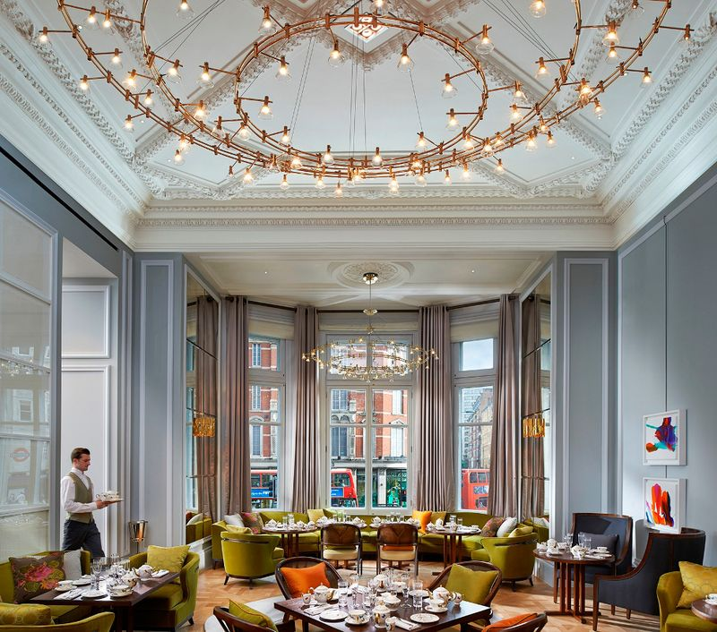 London\'s Top 10 Hotel Bars: The Quirky, Cool and Glamorous - Bloomberg