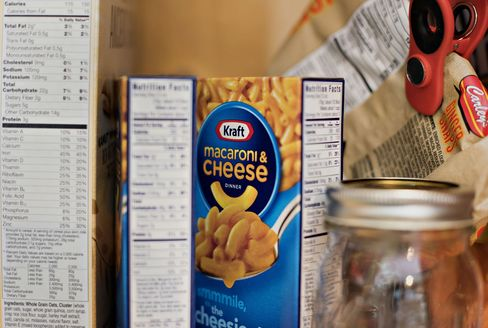 Kraft Food Group Inc. Products