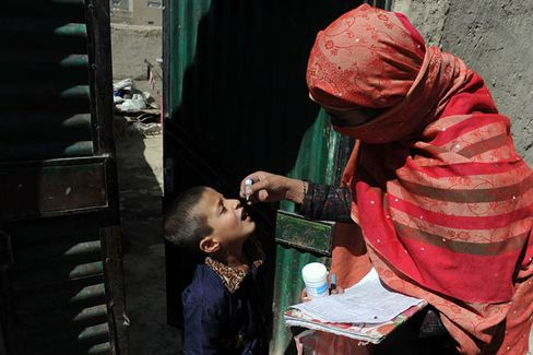 How the CIA Is Hurting the Fight Against Polio
