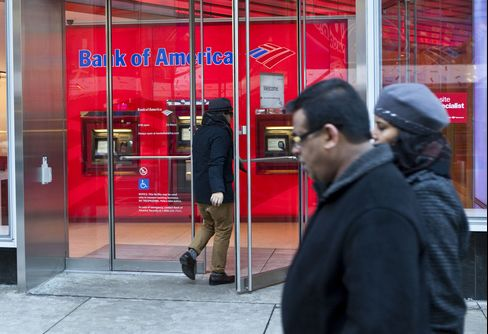 BofA to Trim Bank Branches