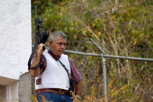 In Venezuela, a Patriot Fighting Against Patriotismo
