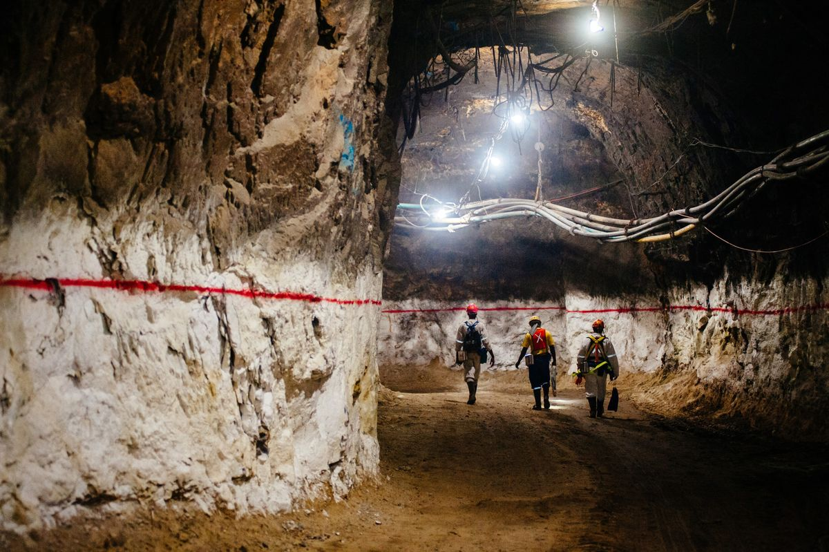 bloomberg.com - Steven Frank - With Gold Rallying, Mining CEOs Say ESG Scrutiny Is Intensifying