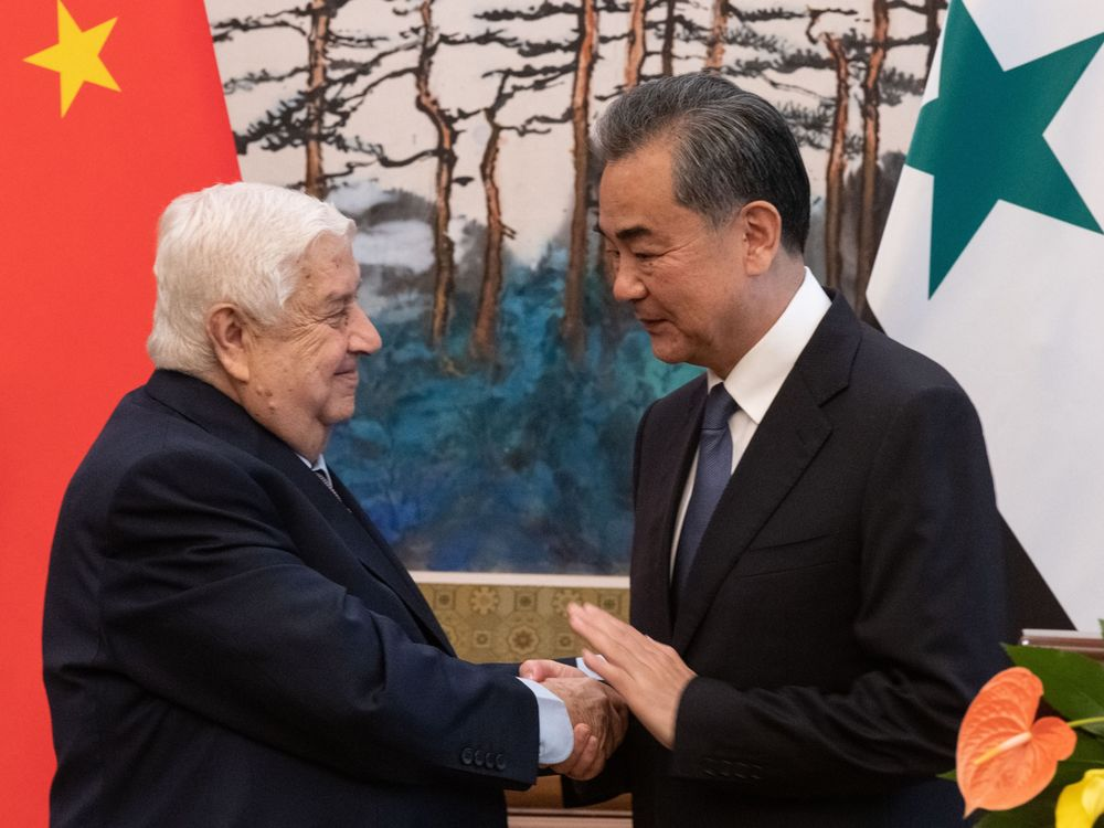 China's Foreign Minister Warns Against Opening 'Pandora's Box' in Middle East