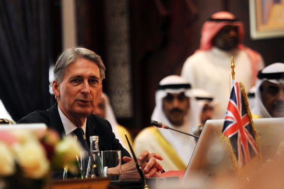 U.K.'s Hammond Presses Saudis to Deal With Sports Rights Theft