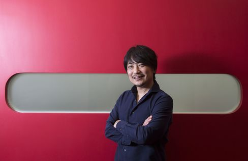 Gumi Inc. Founder and CEO Hironao Kunimitsu