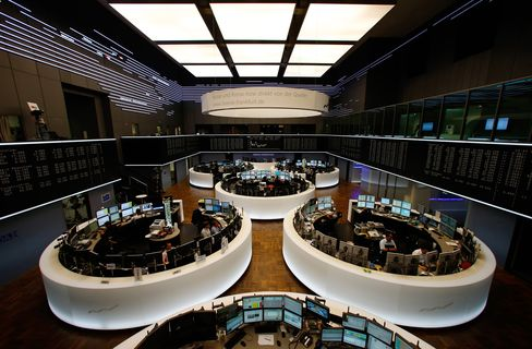 European Stocks Gain for Second Day