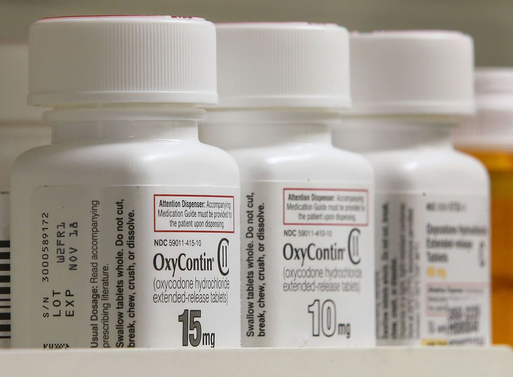 Ohio's Opioid Suit Should Be Thrown Out, Purdue Pharma Argues