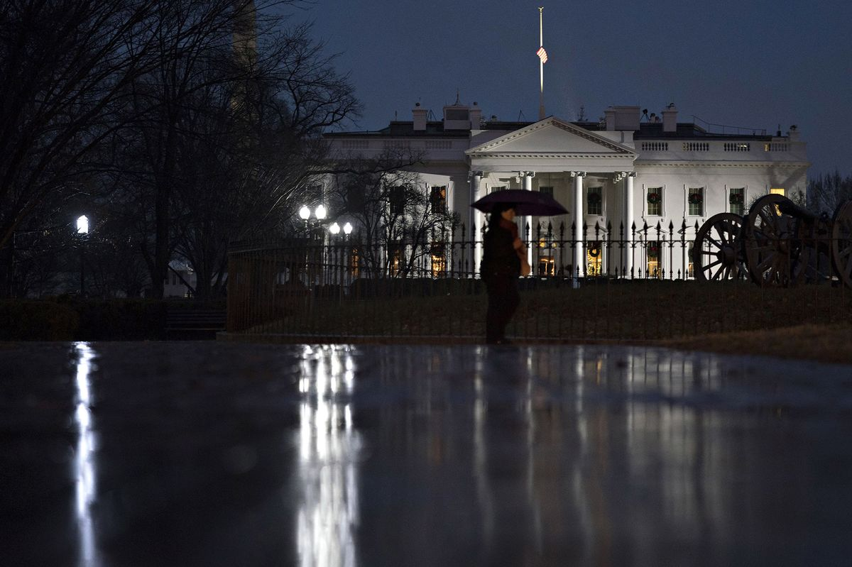 White House Says U.S. Could See Zero Growth This Quarter With Shutdown