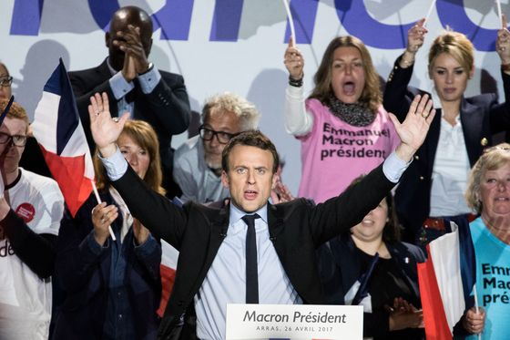 Macron's Push for Affirmative Action Tests a Pillar of French Identity