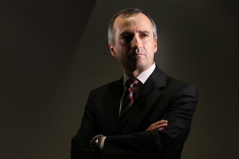 Virgin Blue Holdings CEO John Borghetti