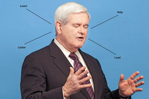 How to Negotiate With a Democratic President, by Newt Gingrich
